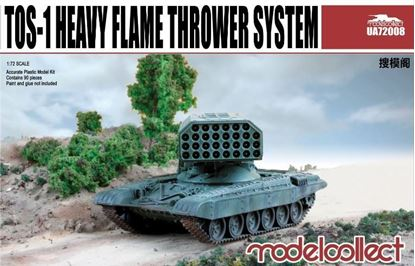 Picture of Soviet TOS-1 Heavy Flamethrower System