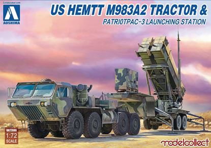Picture of US HEMIT M983A2 Tractor & Patriot PAC-3 Launching Station