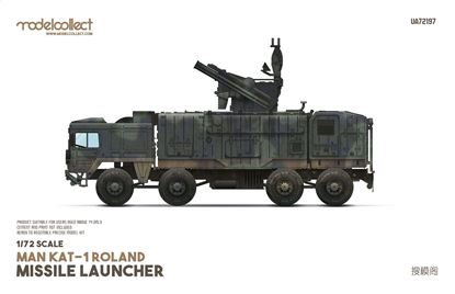 Picture of Roland missile launcher